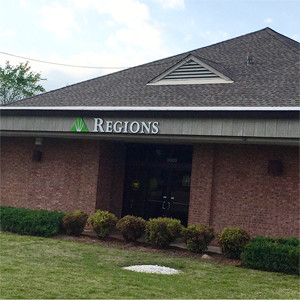 Regions Bank Pearl  in Pearl