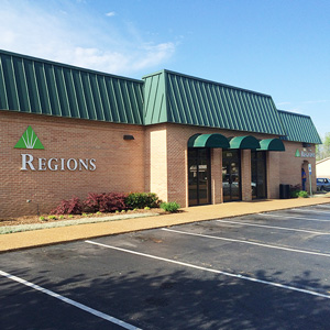 Regions Bank Olive Branch in Olive Branch