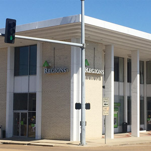 Regions Bank Yazoo City in Yazoo City