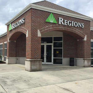 Regions Bank Cedar Lake in Biloxi