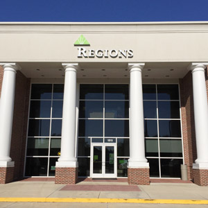 Regions Bank Cowan Road in Gulfport