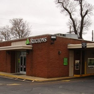 Regions Bank Pike Mart in Mccomb
