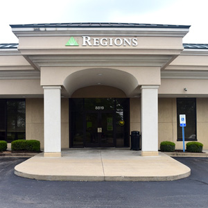 Regions Bank Southaven Northwest Dr in Southaven