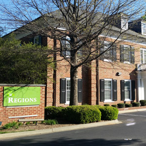 Regions Bank Eastover in Charlotte