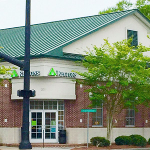 Regions Bank Summerville Sc in Summerville