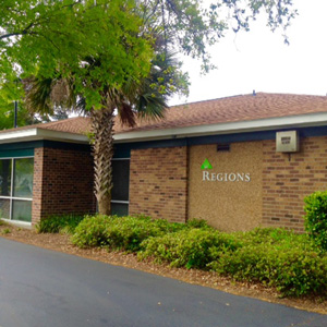 Regions Bank Mount Pleasant in Mount Pleasant