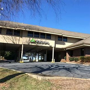 Greenville Sc Main Full Service Bank Branch