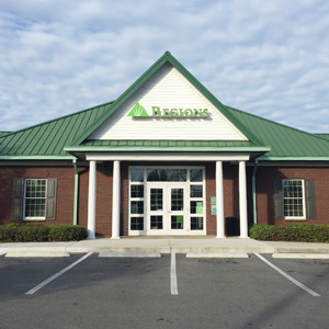 Regions Bank Harbison in Columbia