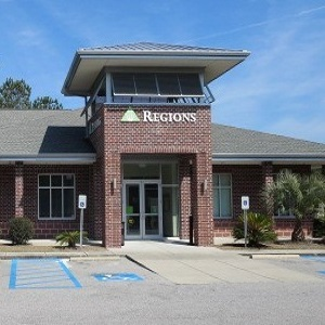 Regions Bank Bluffton Parkway en Bluffton
