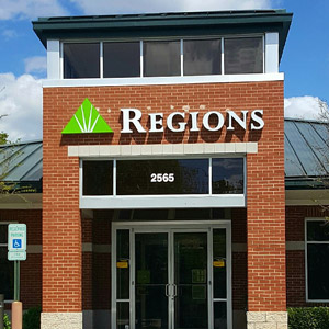 Regions Bank Simpsonville in Simpsonville