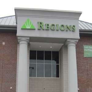 Regions Bank East Ridge 4334 Ringgold Rd in Chattanooga