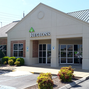 Regions Bank Bradley Square in Cleveland