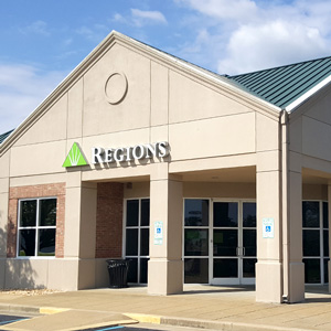 Regions Bank Northgate Northpoint Blvd in Hixson