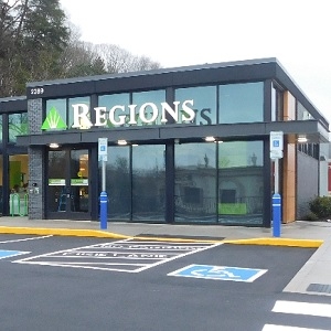 Regions Bank Hardin Valley in Knoxville