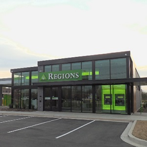 Regions Bank Germantown Greenline in Germantown