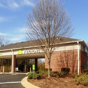 Regions Bank Hickory Hollow Remote Drive Thru in Antioch