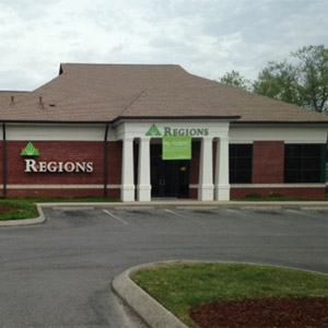 Regions Bank Tullahoma in Tullahoma