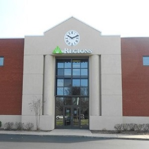 Regions Bank Donelson Pike in Nashville