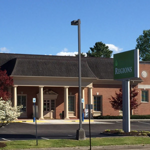 Regions Bank Lakeway Main Office in Morristown