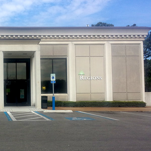 Regions Bank Raleigh Springs in Memphis