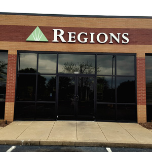 Regions Bank Kirby Parkway en Memphis