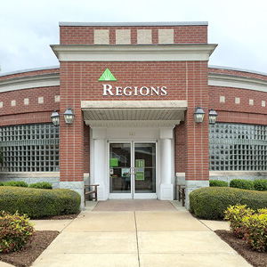 Regions Bank Bolivar Tn in Bolivar
