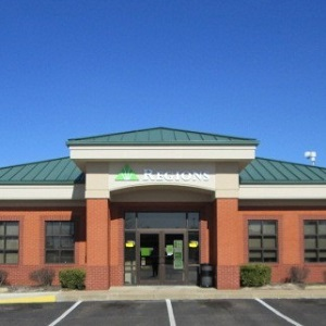 Regions Bank Union City in Union City