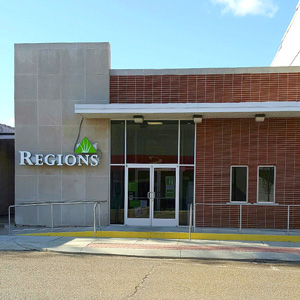 Regions Bank Tiptonville in Tiptonville