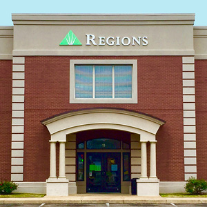 Regions Bank Murray Park in Jackson
