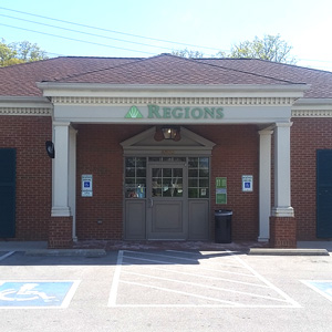 Regions Bank Sequoyah in Knoxville