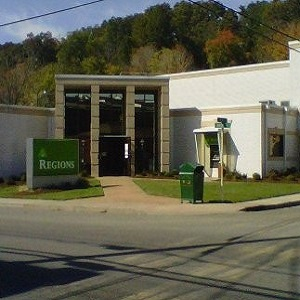 Regions Bank Erin in Erin