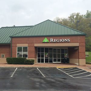Regions Bank Belle Forest in Nashville