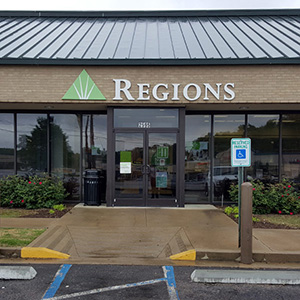 Regions Bank Frayser Hollywood in Memphis