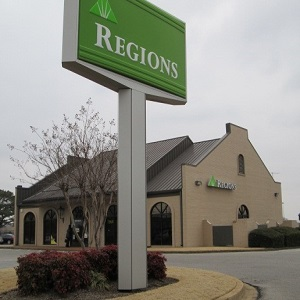 Regions Bank Hickory Ridge in Memphis