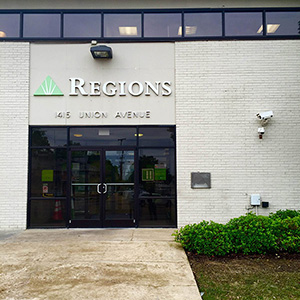 Regions Bank Midtown Medical Center in Memphis