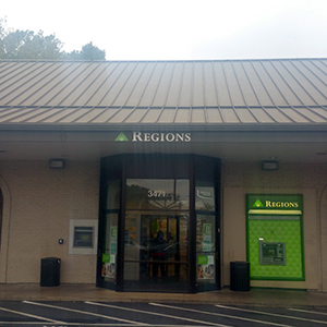 Regions Bank Whitehaven North in Memphis