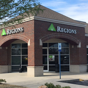 Regions Bank Cordova Macon in Cordova