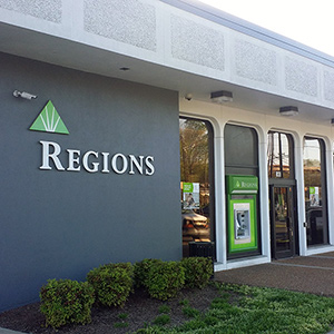 Regions Bank Plus Park in Nashville