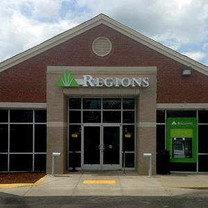 Regions Bank Hickory Plaza en Nashville