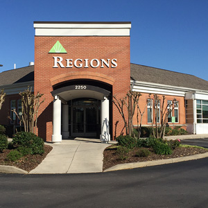 Regions Bank Nashboro Village  in Nashville