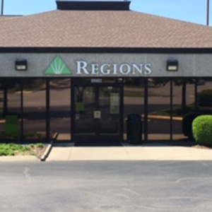 Regions Bank Hickory Hollow Pkwy in Antioch