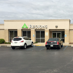 Regions Bank Bordeaux en Nashville