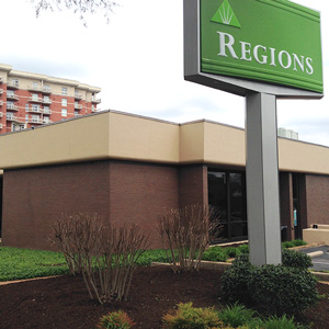 Regions Bank Centennial in Nashville