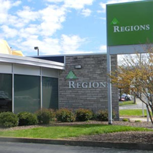 Regions Bank Fifty First in Nashville