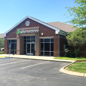 Regions Bank Jackson Downs in Nashville