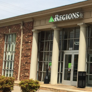 Regions Bank New Providence in Clarksville