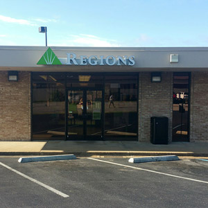 Regions Bank Carmack in Columbia