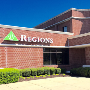 Regions Bank Jackson Central in Jackson