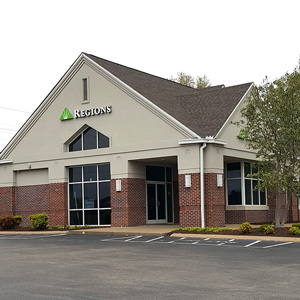 Regions Bank Channing Way in Jackson