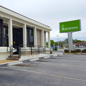 Regions Bank Southside Jackson in Jackson
